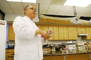 chef ernie miller teaching class